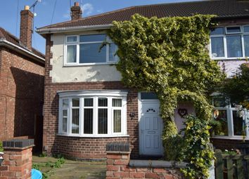 Thumbnail 3 bed end terrace house to rent in Swainson Road, Leicester