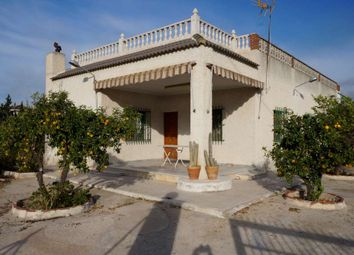 Thumbnail 3 bed country house for sale in Campo, Crevillent, Alicante, Valencia, Spain