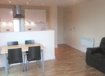 Thumbnail 2 bed flat to rent in Jet Centro, 79 St Marys Road, Sheffield