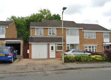 Thumbnail 3 bed semi-detached house for sale in New Forest Close, Wigston