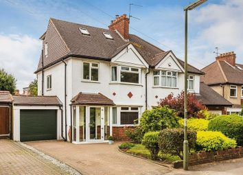 Thumbnail 4 bed semi-detached house for sale in Foxon Lane, Caterham