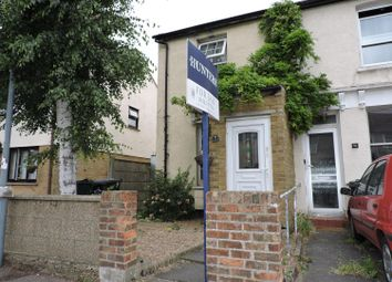 Thumbnail 2 bed end terrace house for sale in Invicta Road, Dartford