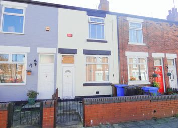 Thumbnail 2 bed terraced house for sale in Caistor Street, Stockport
