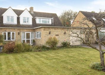 Thumbnail 3 bed link-detached house for sale in Rack End, Standlake, Witney