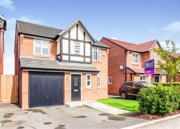 Thumbnail 4 bed detached house for sale in Whistle Hollow Way, Stockport