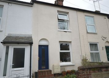Thumbnail 3 bedroom terraced house for sale in Livingstone Street, Norwich
