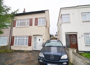 Thumbnail 4 bed semi-detached house to rent in Gledwood Avenue, Hayes