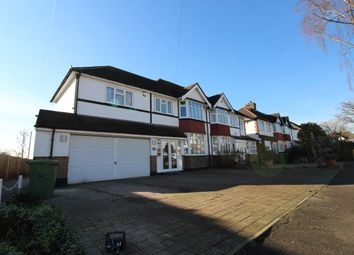 Thumbnail 4 bedroom semi-detached house to rent in Richlands Avenue, Stoneleigh
