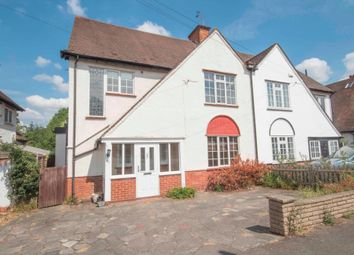 Thumbnail 4 bed semi-detached house for sale in Love Lane, Pinner