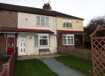 Thumbnail 2 bed terraced house for sale in Knight Avenue, Coventry, West Midlands