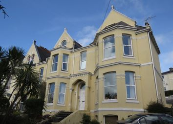 Thumbnail 1 bed flat for sale in Connaught Avenue, Mannamead, Plymouth