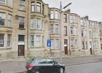 Thumbnail 1 bed flat for sale in 8, Brachelston Street, Greenock PA169Ad