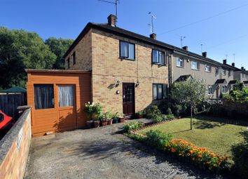 Thumbnail 3 bed end terrace house for sale in Brunel Road, Reading