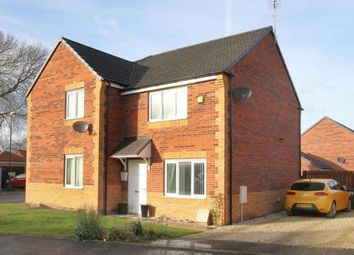 Thumbnail 2 bed semi-detached house for sale in Masefield Avenue, Holmewood, Chesterfield, Derbyshire