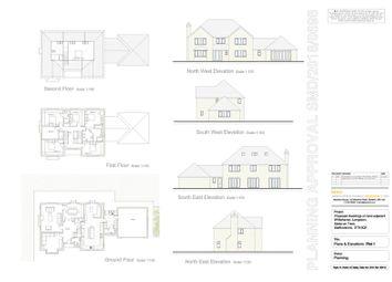 Thumbnail Land for sale in Building Plot 1, Leek Road, Longsdon
