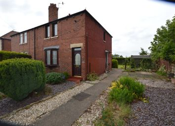 Thumbnail 3 bed semi-detached house for sale in Savile Road, Methley, Leeds, West Yorkshire