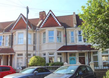 Thumbnail 3 bed terraced house for sale in Hill Avenue, Victoria Park, Bristol
