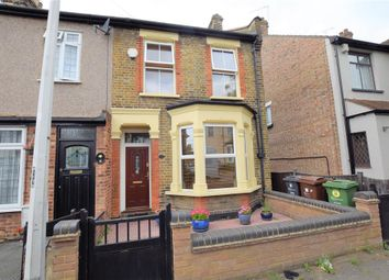 Thumbnail 3 bedroom end terrace house for sale in Saville Road, Chadwell Heath