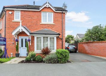 Thumbnail 3 bed semi-detached house for sale in St. Francis Close, Prestatyn