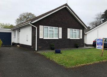 Thumbnail 3 bed detached bungalow for sale in Vicarage Fields, Pembroke