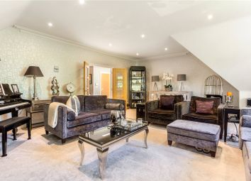Thumbnail 3 bed flat for sale in Montrose Court, London Road, Ascot, Berkshire