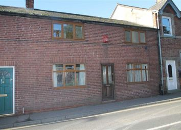 Thumbnail 3 bed terraced house for sale in Mill Street, Wem, Shrewsbury