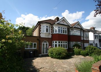 Thumbnail 4 bed semi-detached house to rent in Belmont Avenue, Cockfosters, Barnet