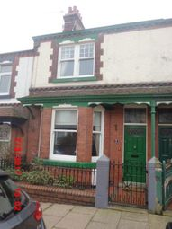 Thumbnail 4 bed terraced house to rent in Clarence Road, Barrow-In-Furness