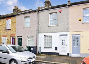 Thumbnail 2 bed terraced house for sale in Waldeck Road, Dartford, Kent