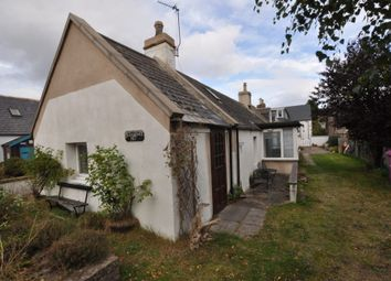 Thumbnail 1 bed semi-detached bungalow for sale in Findhorn, Forres