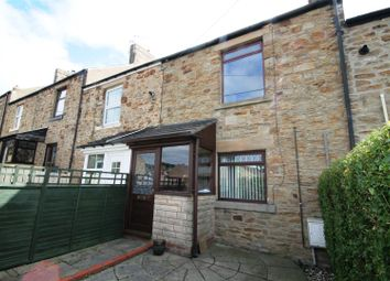 3 bed terraced house for sale in West Terrace, Billy Row, Crook DL15
