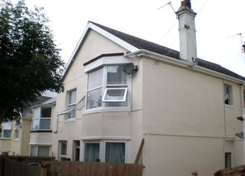 Thumbnail 2 bedroom flat to rent in Teignmouth Road, Torquay