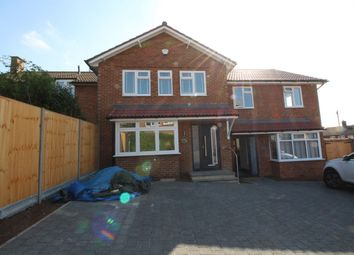 Thumbnail 3 bed terraced house to rent in Mill Close, Hitchin