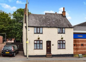 Thumbnail 2 bedroom detached house for sale in Bull Head Street, Wigston, Leicestershire