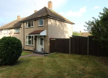 Thumbnail 2 bed end terrace house for sale in Petersham Drive, St Paul's Cray, Orpington, Kent