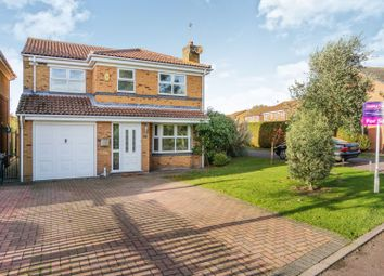 Thumbnail 4 bed detached house for sale in Cottage Meadow, Nottingham