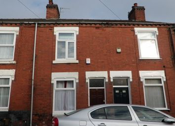 Thumbnail 2 bed property to rent in Clanway Street, Tunstall, Stoke-On-Trent