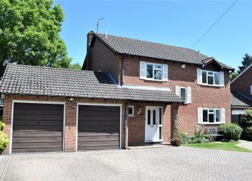 Thumbnail 4 bed detached house for sale in Church Road, Tadley, Hampshire