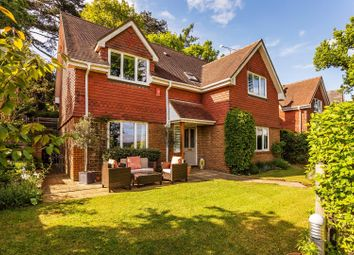 Thumbnail 4 bed detached house for sale in Shadyhanger, Godalming