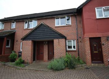 Thumbnail 2 bed terraced house to rent in Hornes Field Court, Church Crookham, Fleet