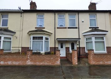 Thumbnail 3 bed terraced house for sale in Lilac Road, Newcastle Upon Tyne
