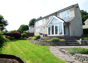 Thumbnail 4 bed detached house for sale in Stonecross Green, Kendal