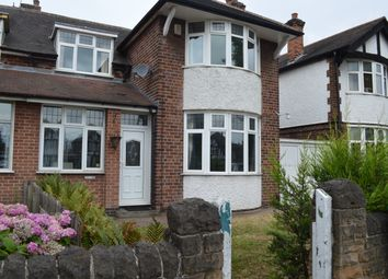 Thumbnail 4 bed detached house to rent in Western Boulevard, Nottingham
