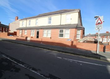 2 bed flat for sale in 107 Egerton Road, Blackpool, Lancashire FY1