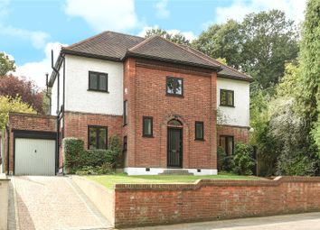 Thumbnail 5 bed detached house for sale in Longton Avenue, Sydenham, London