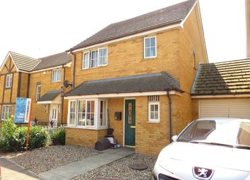Thumbnail 3 bed link-detached house for sale in Teachers Close, Manea, March