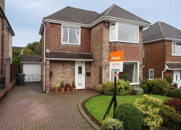Thumbnail 3 bed detached house for sale in Orchard Rise, Blythe Bridge, Stoke-On-Trent, Staffordshire