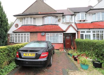 3 bed terraced house for sale in Manor Close, London NW9