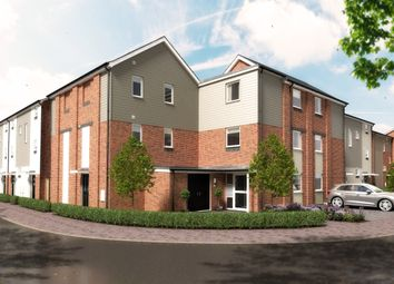 Thumbnail 1 bed flat for sale in Hawkins Lane, Burton-On-Trent
