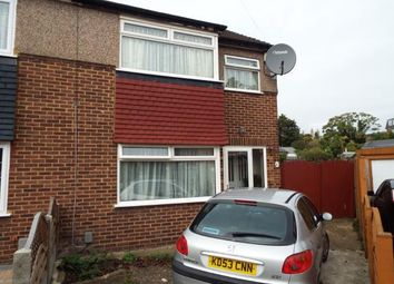 Thumbnail 3 bed end terrace house for sale in Edinburgh Crescent, Waltham Cross, Hertfordshire